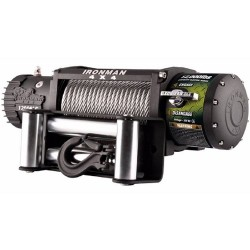 IRONMAN Treuil Monster 12000 câble acier