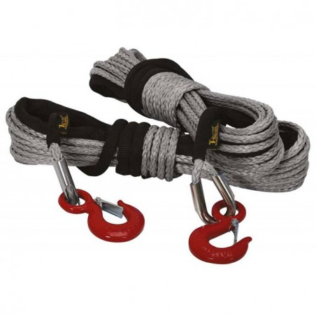 Corde synthétique T-Max pour treuils