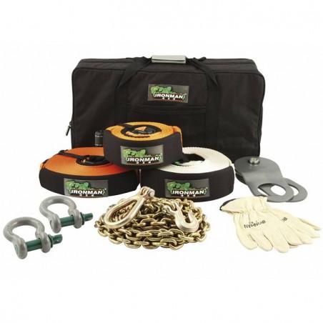 Kit de treuillage 4x4 Ironman avec chaîne