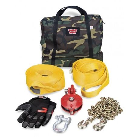 Kit de treuillage Warn Camo Heavy Duty