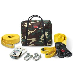 Kit de treuillage Warn Camouflage
