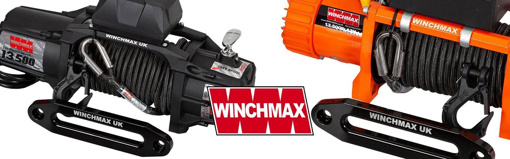 Accessoires4x4, les nouveautées :  Winch Max